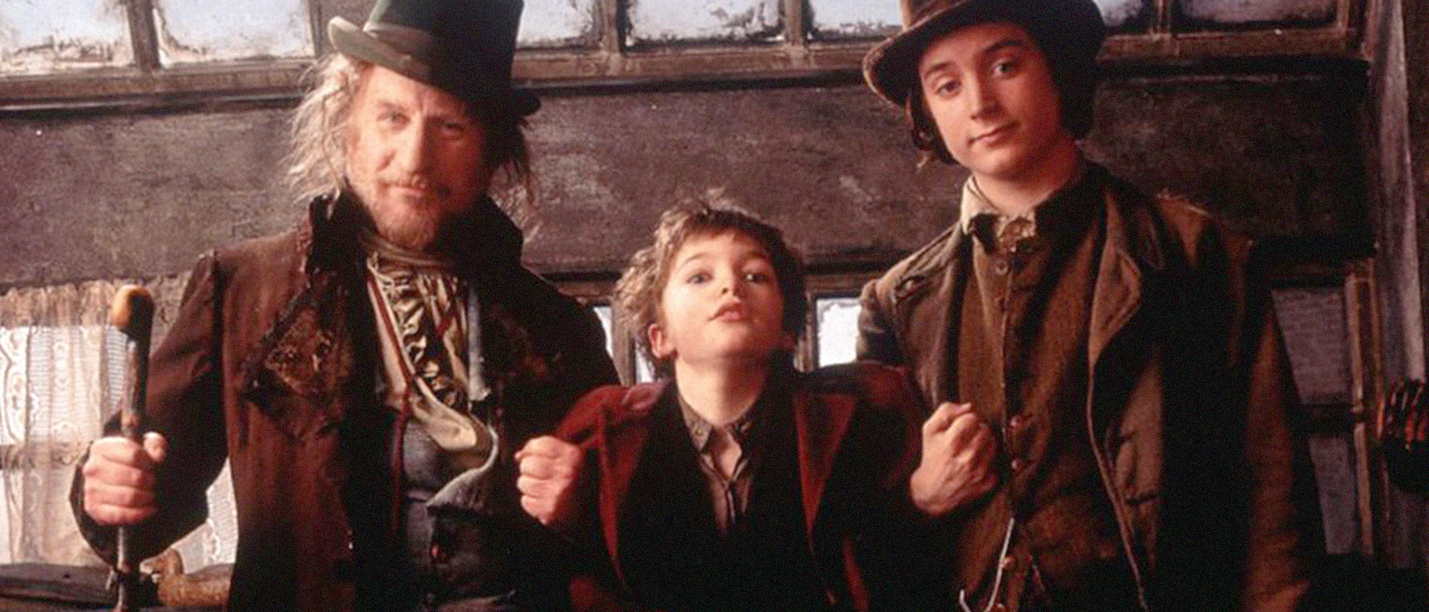 Oliver Twist Hero