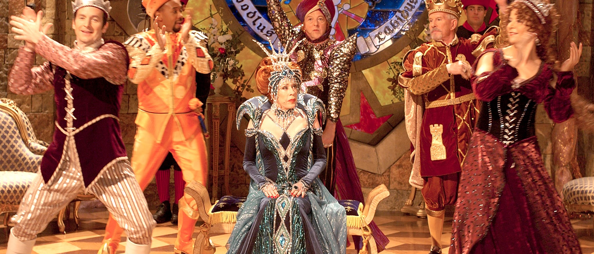 Once Upon a Mattress Hero