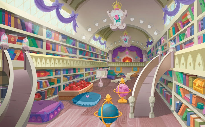 Petite's Library