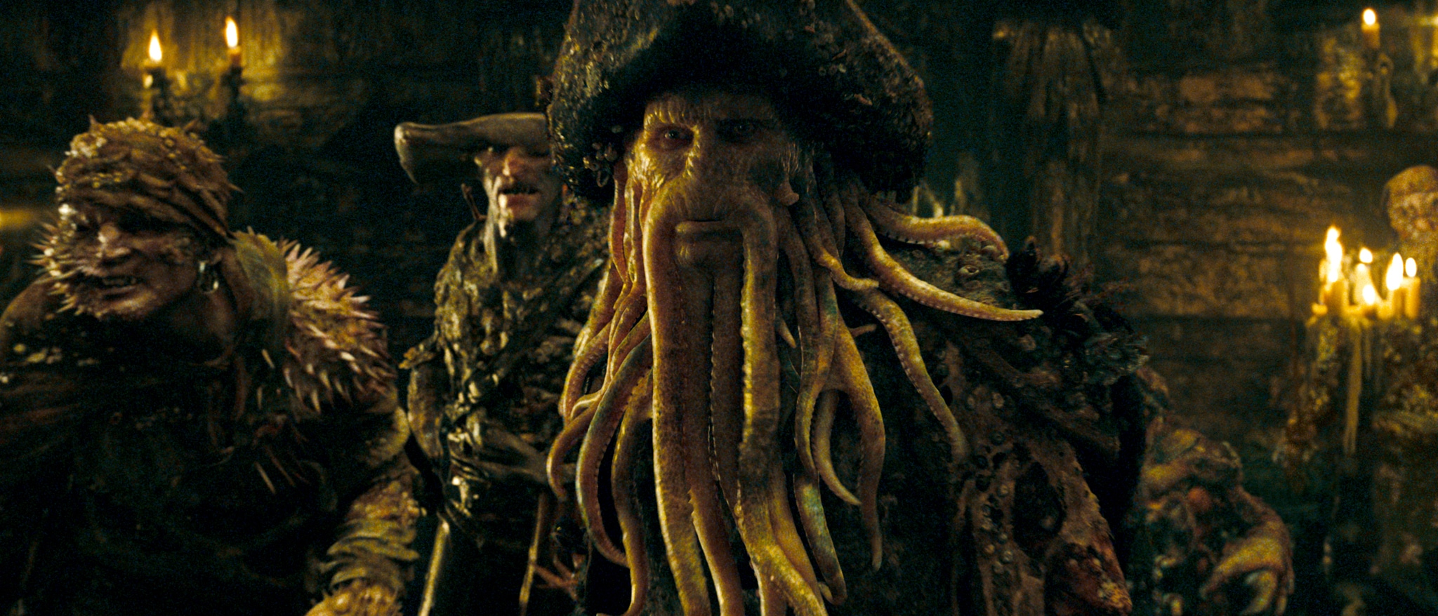 Pirates of the Caribbean: At World's End Hero