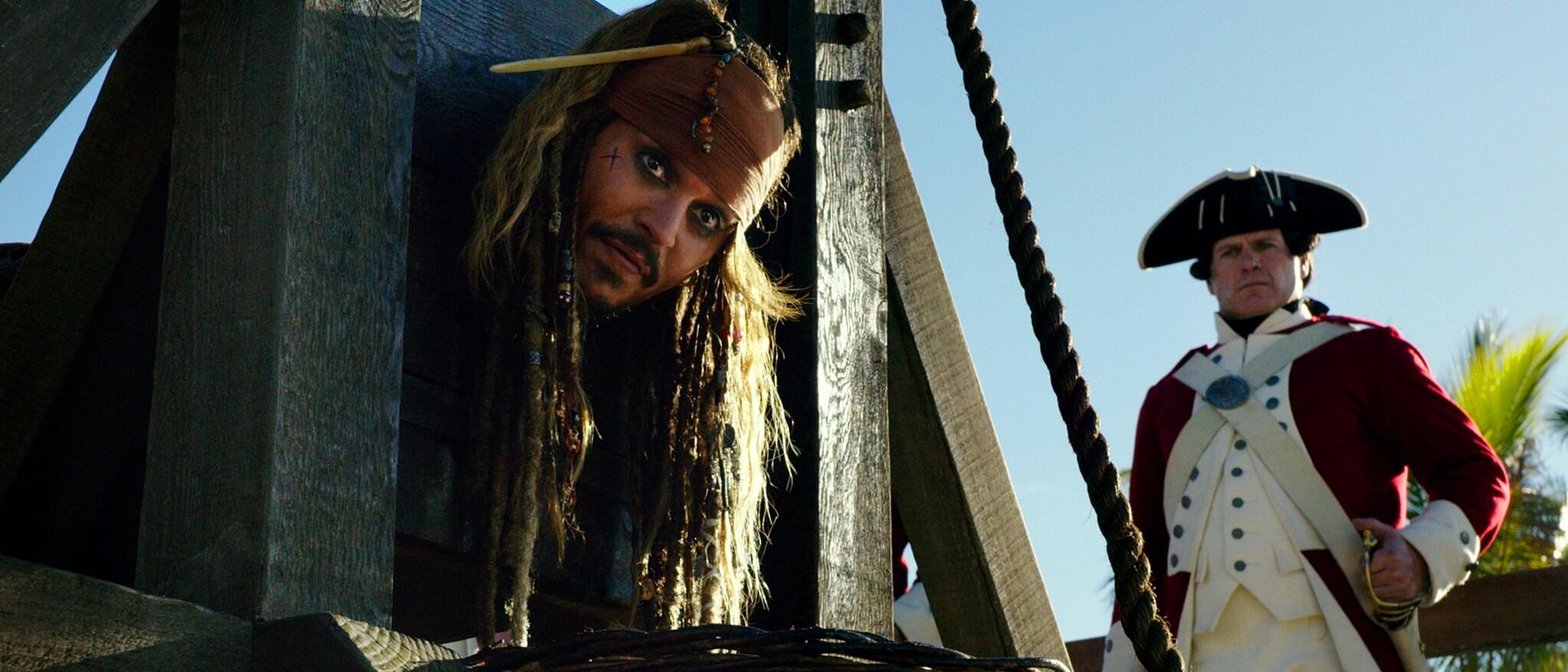 Pirates of the Caribbean: Dead Men Tell No Tales Hero