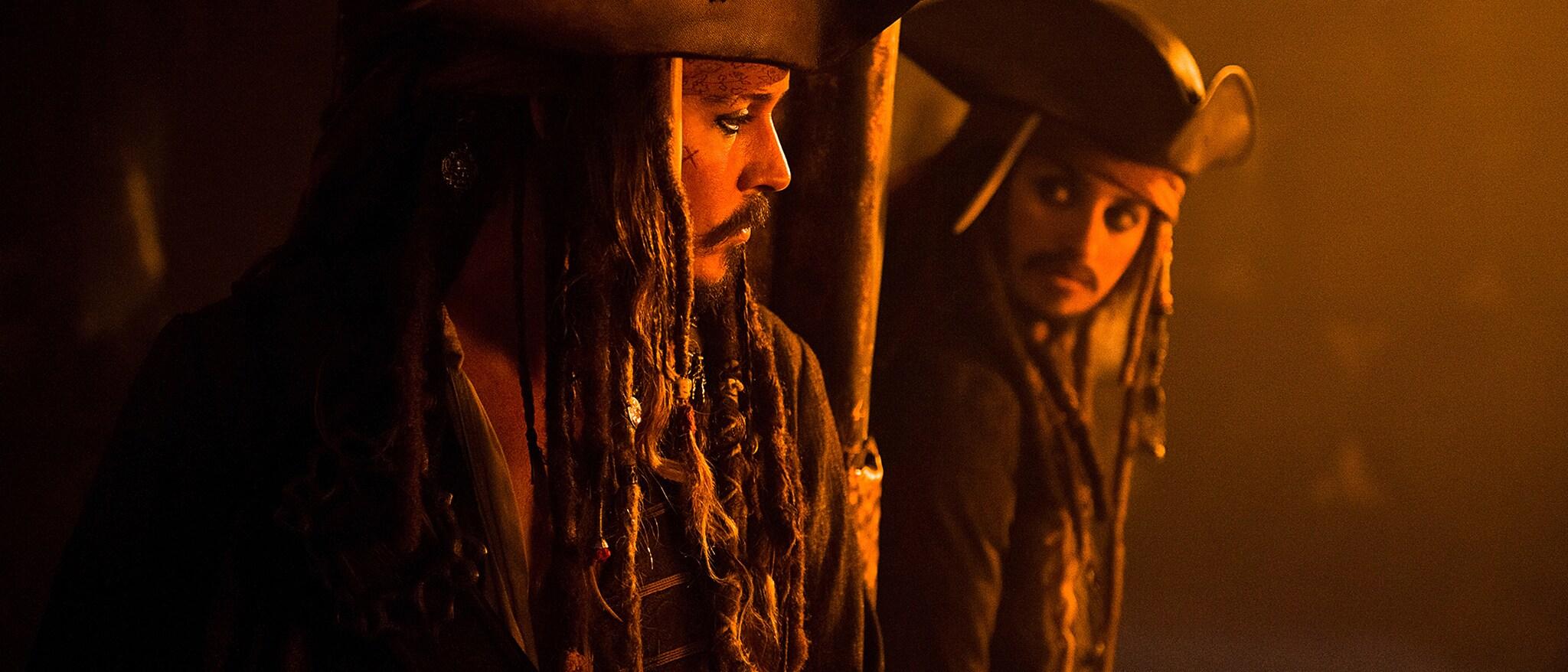 Pirates of the Caribbean: On Stranger Tides Hero