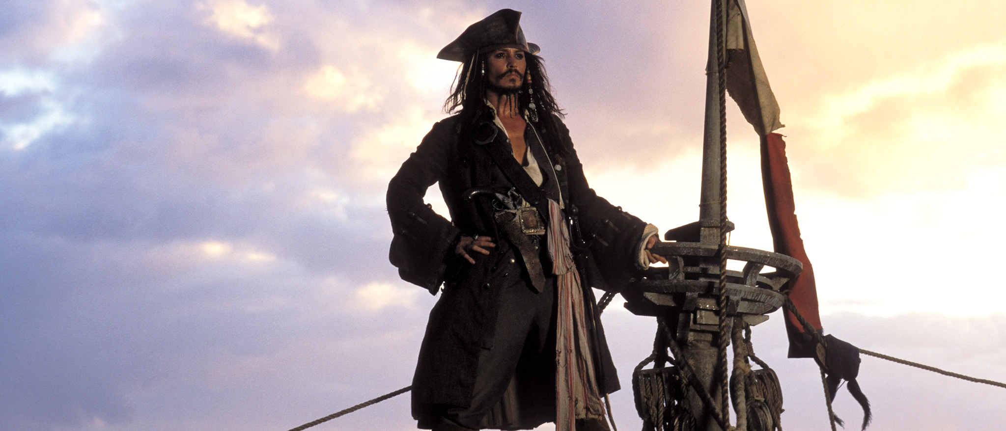Pirates of the Caribbean: The Curse of the Black Pearl Hero
