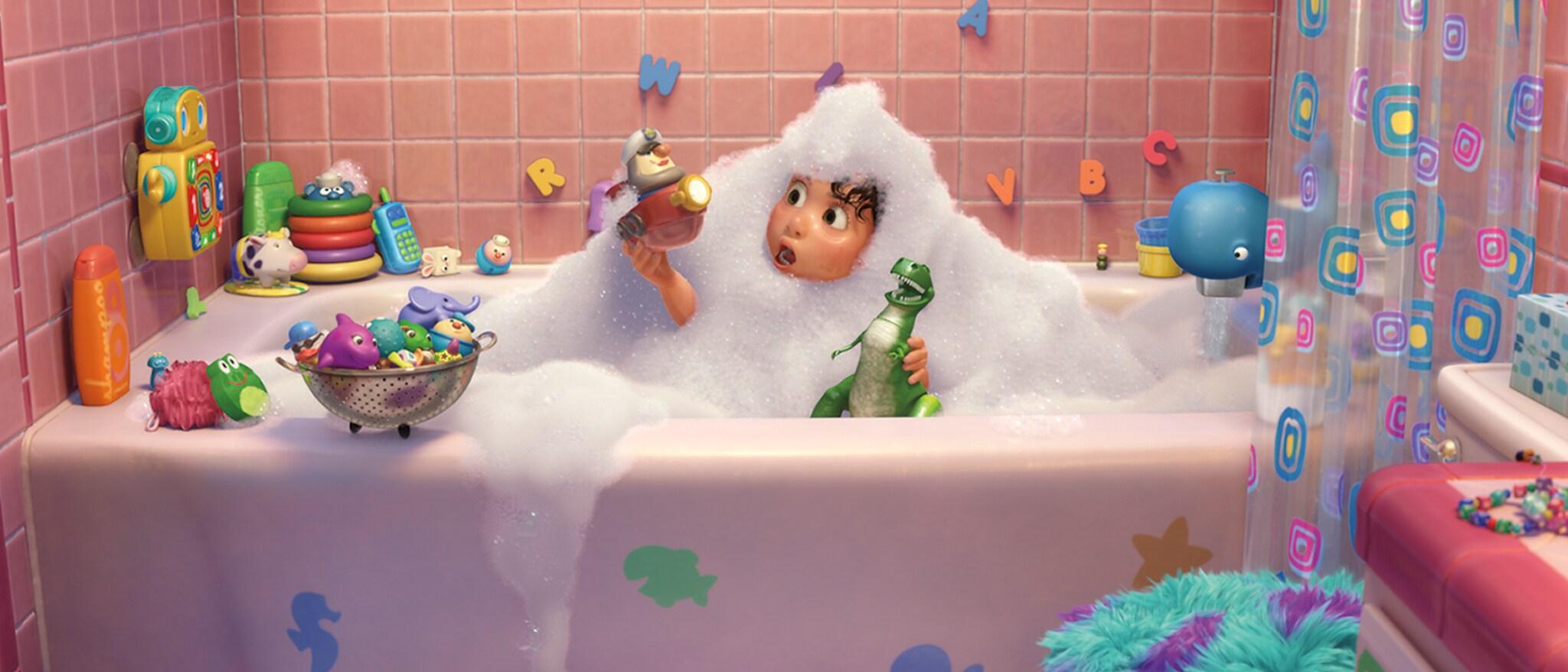 Pixar Short Films Collection, Vol. 3 Hero