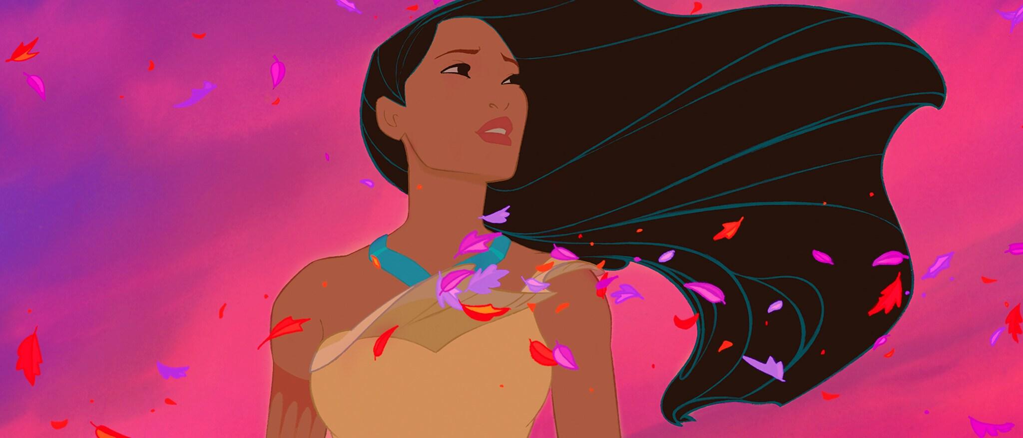 Pocahontas Hero - the one