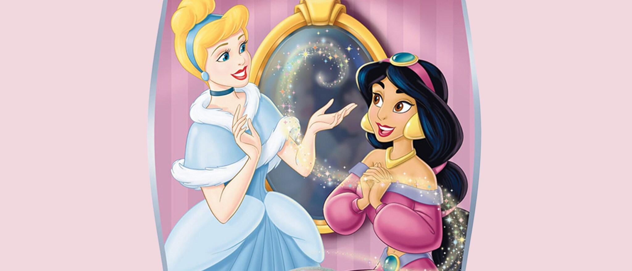 Disney Princess Stories Volume Three: Beauty Shines from Within Hero