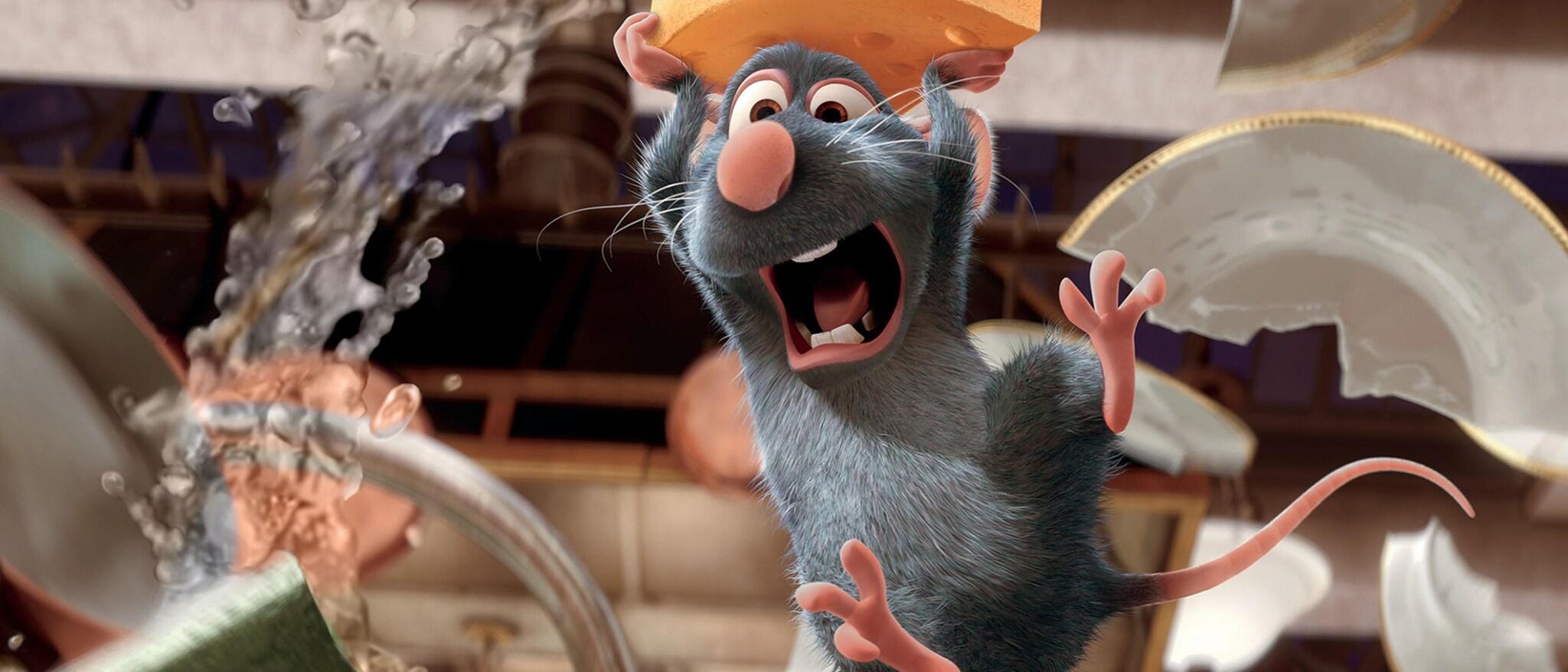 Ratatouille Hero