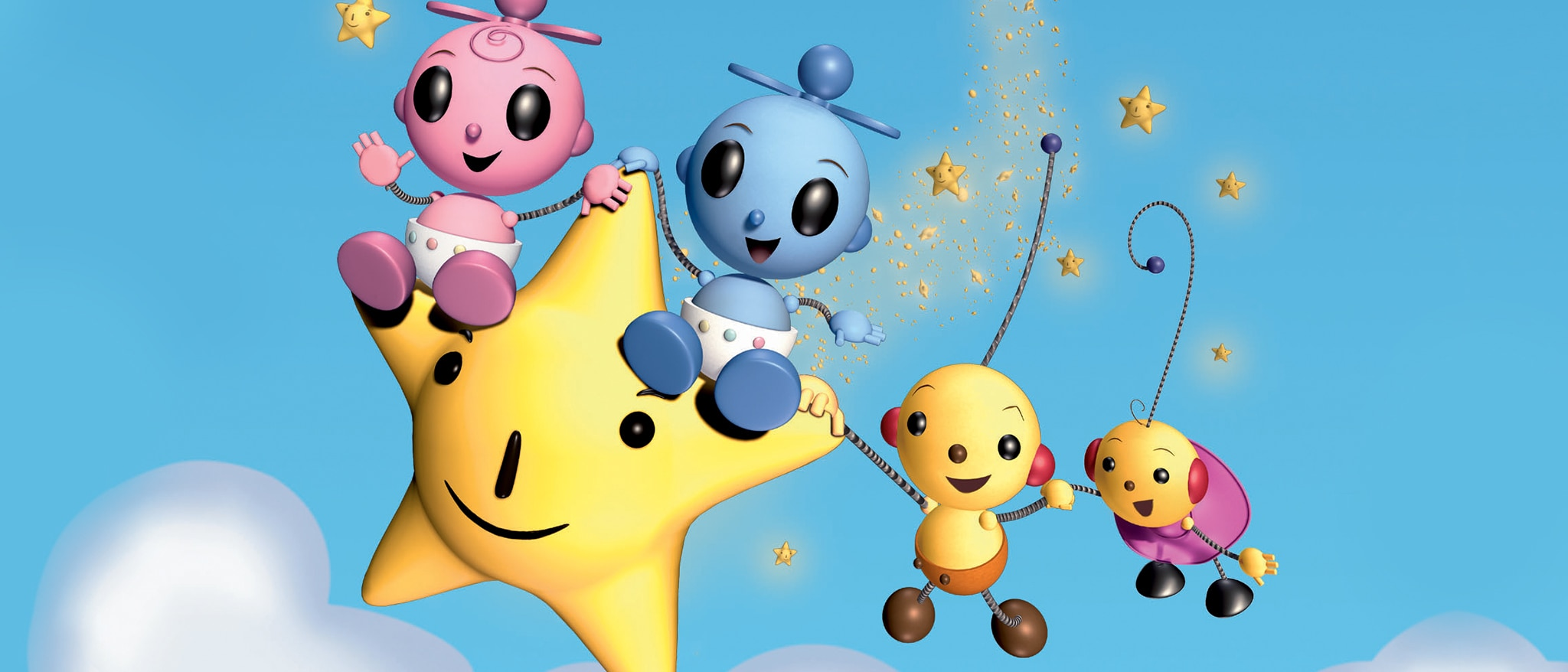 Rolie Polie Olie: The Baby Bot Chase Hero