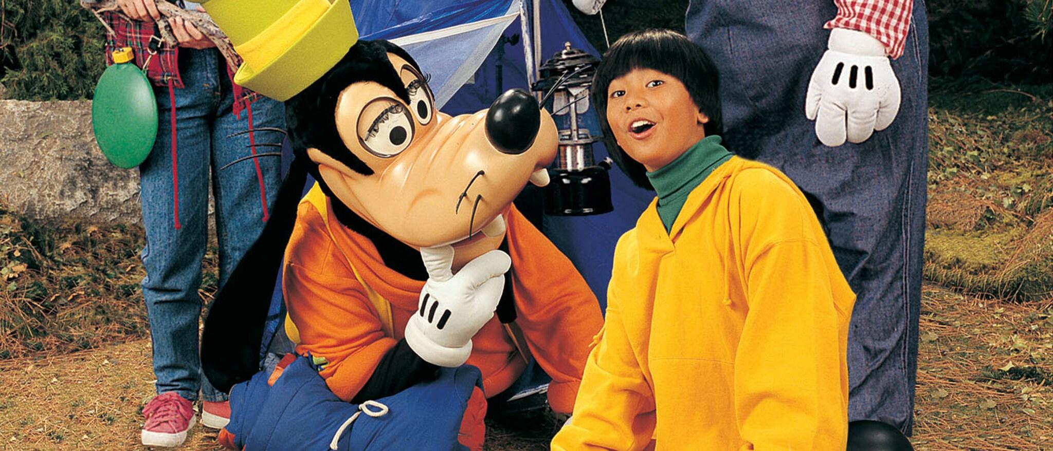 Sing Along Songs: Campout At Walt Disney World Hero