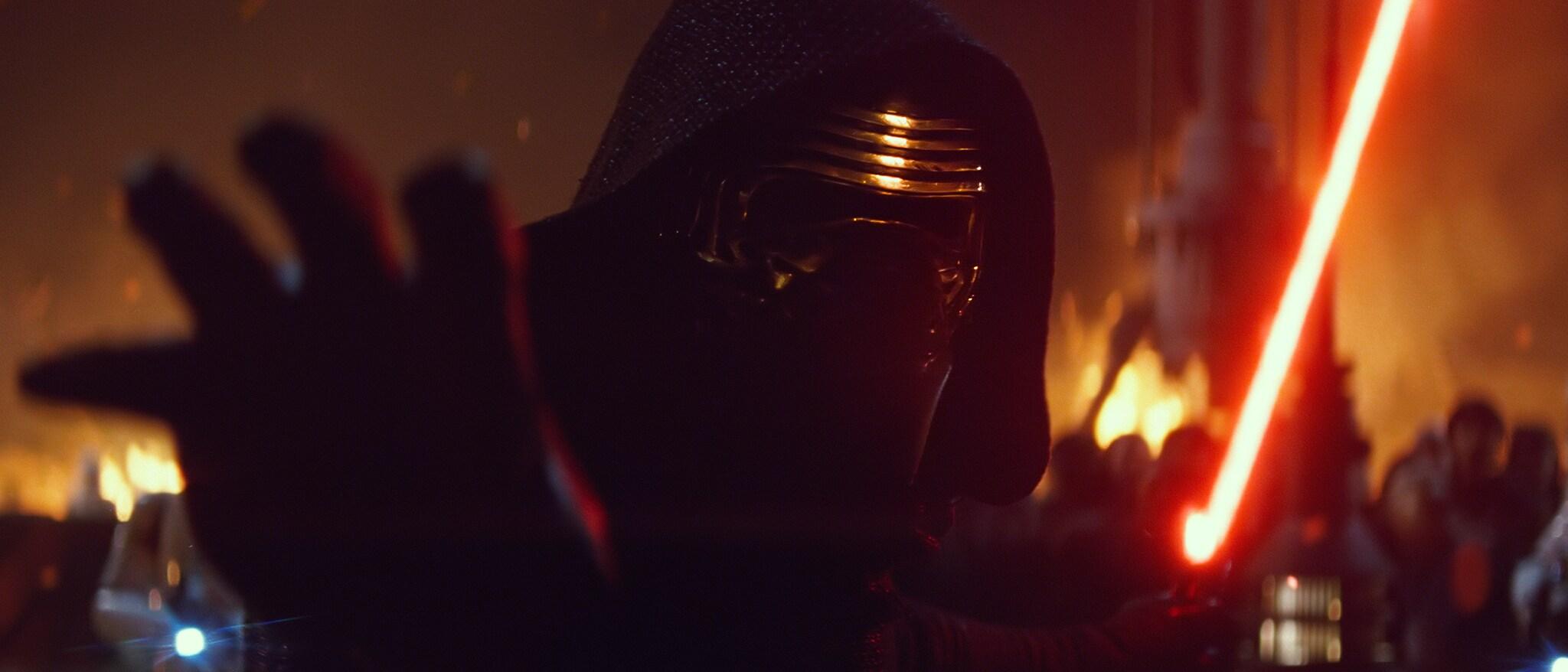 Star Wars: Episode VII The Force Awakens Hero