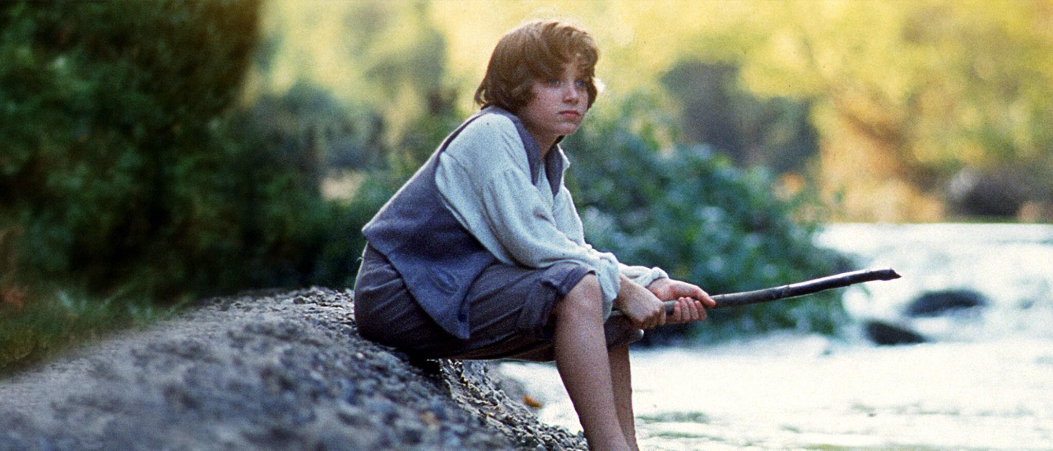 The Adventures of Huck Finn Hero