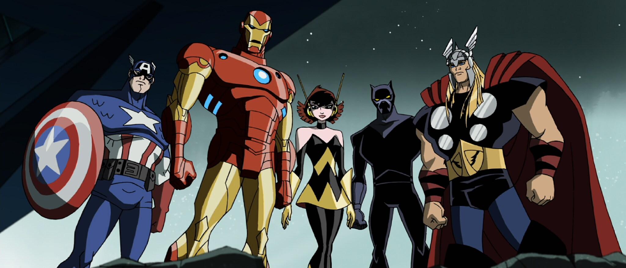 The Avengers: Earth's Mightiest Heroes Hero