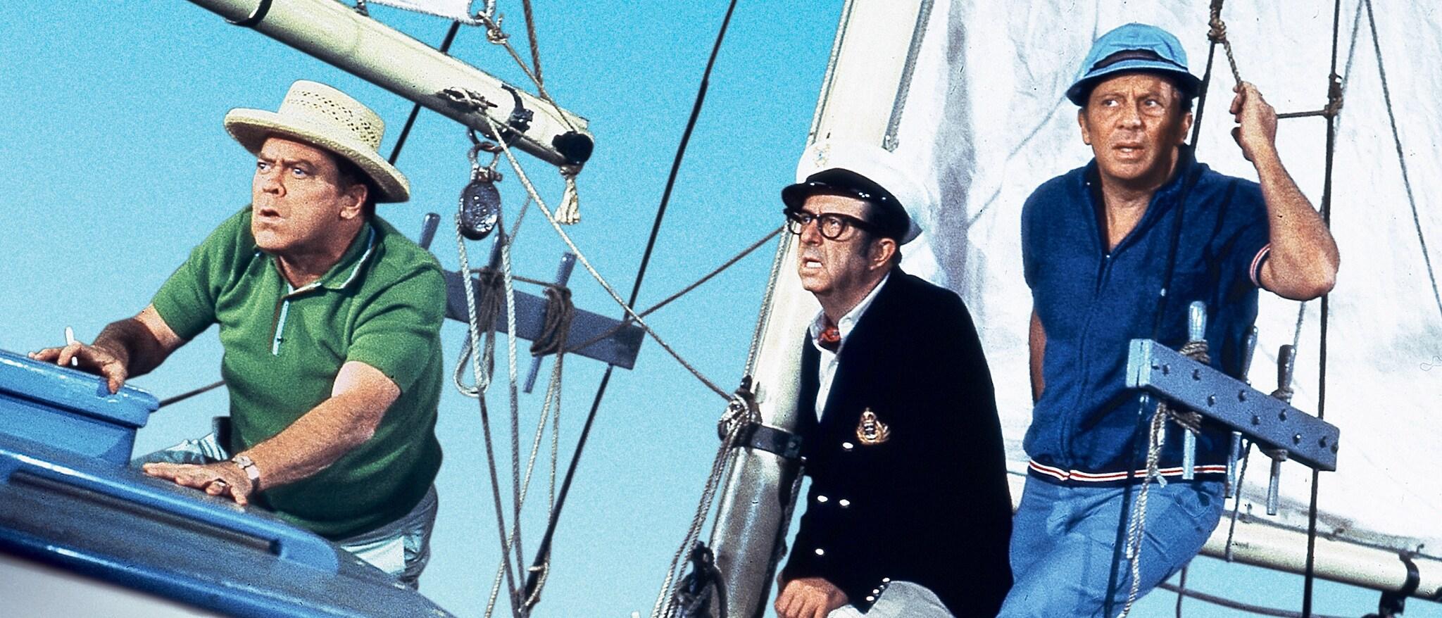 The Boatniks Hero
