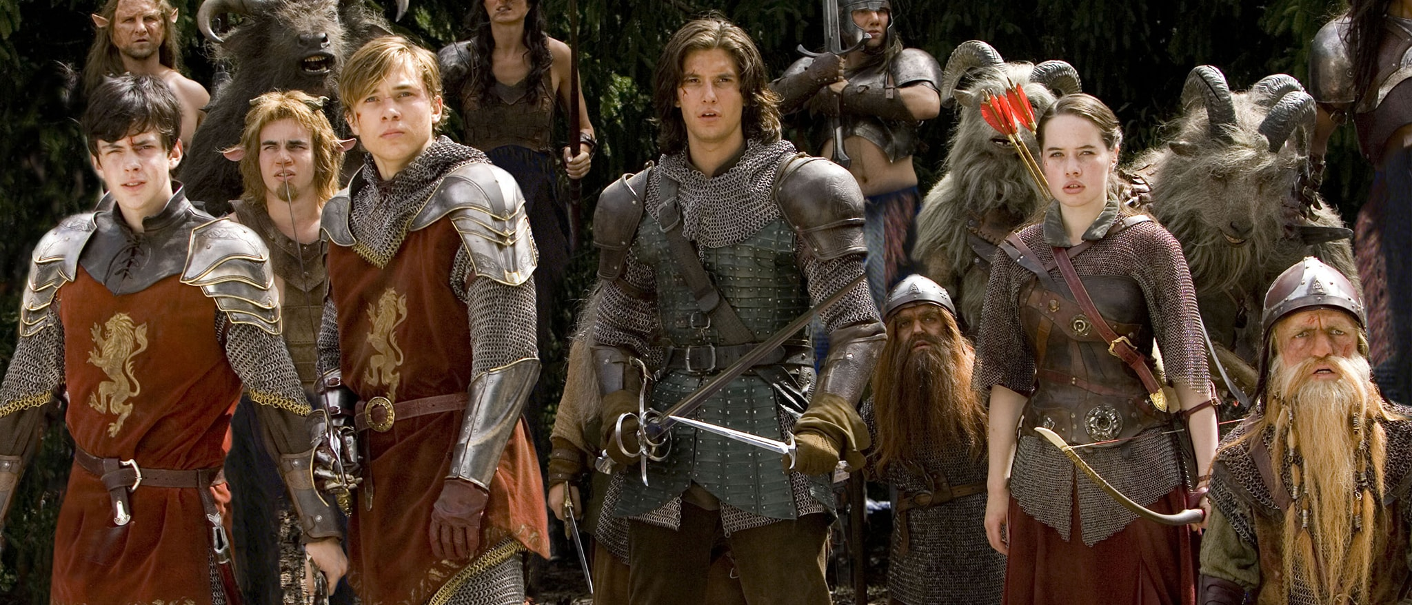 The Chronicles of Narnia: Prince Caspian Hero