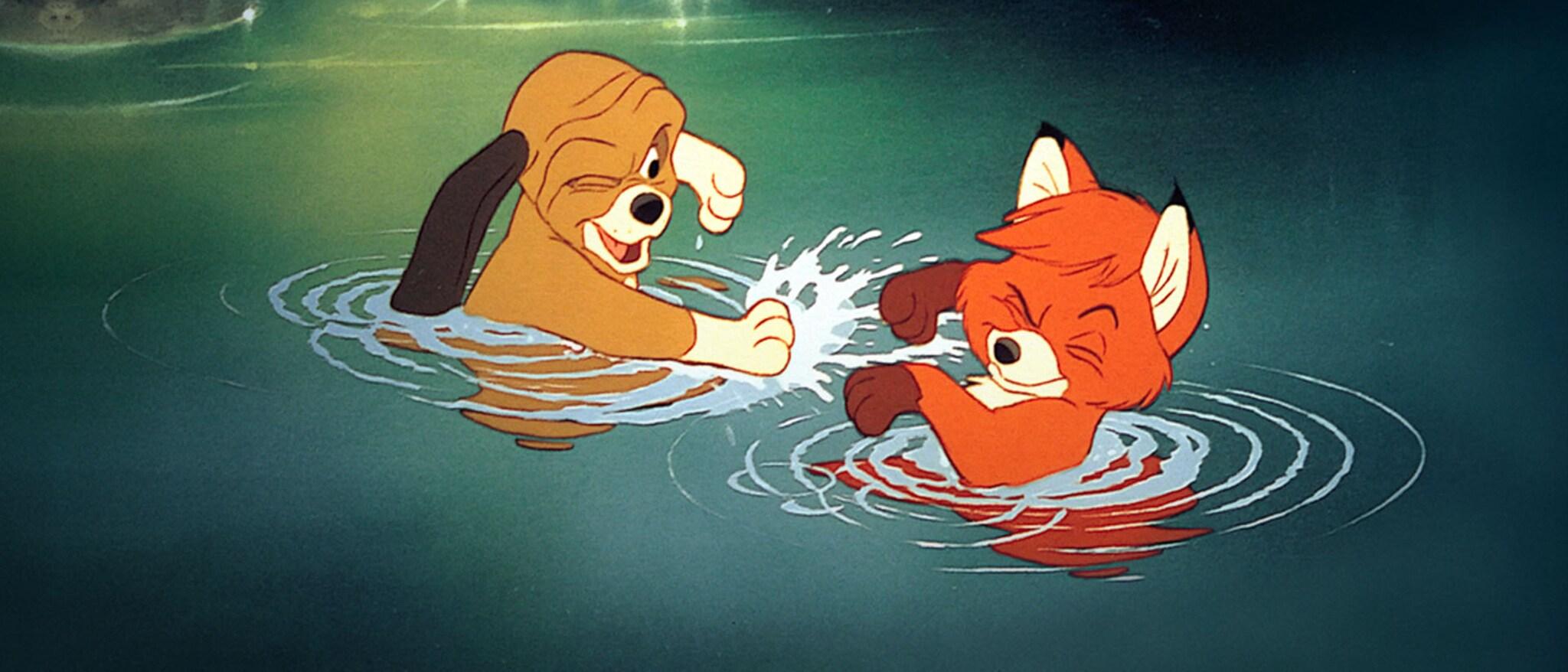 The Fox and the Hound Hero