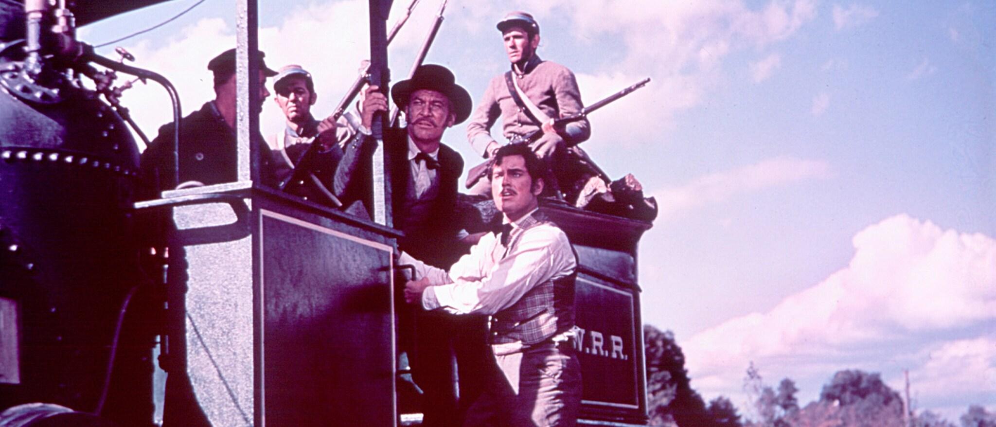 The Great Locomotive Chase Hero