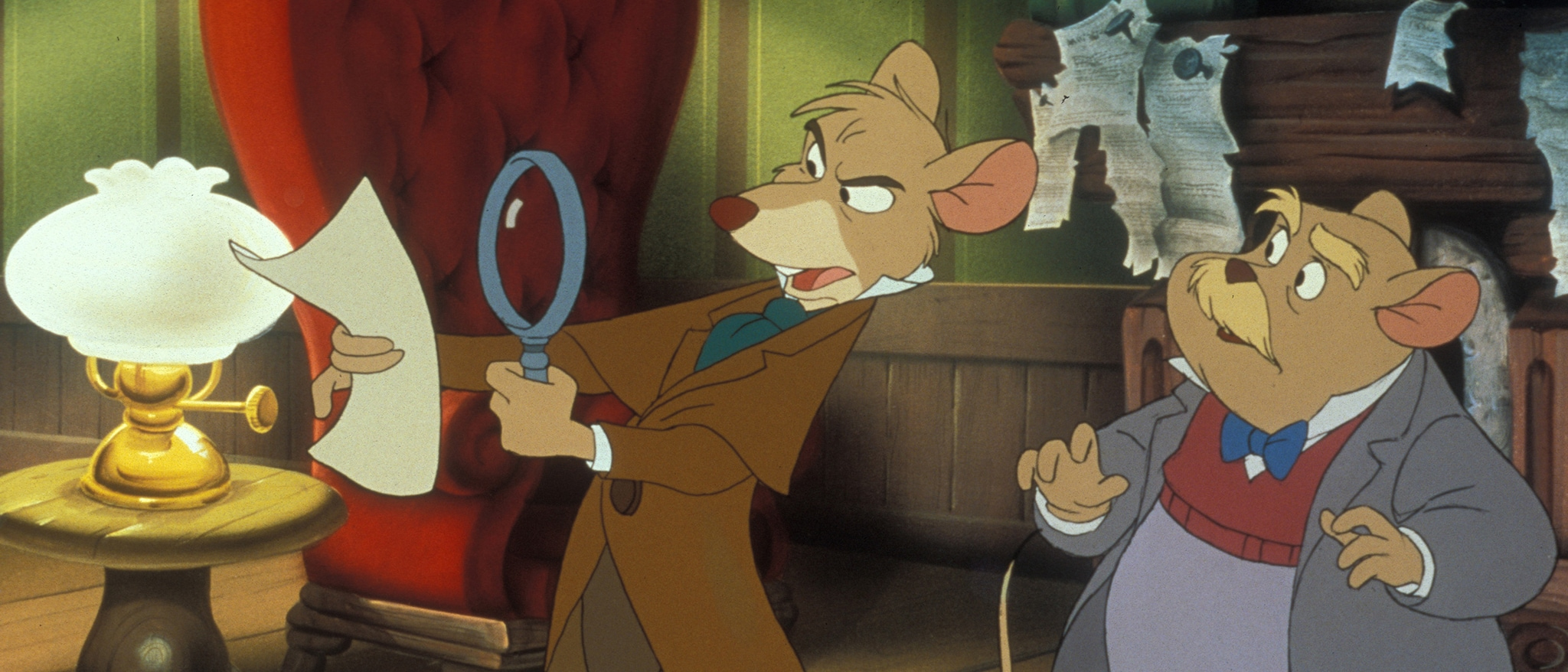 The Great Mouse Detective Hero