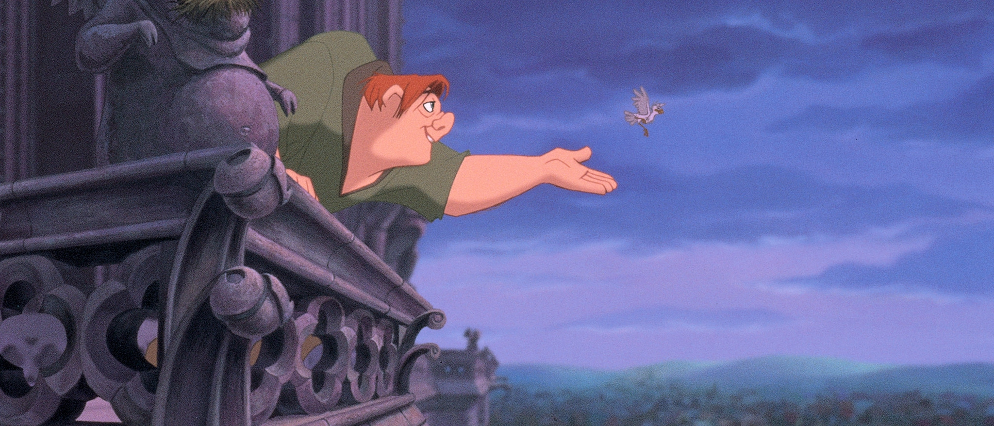 The Hunchback of Notre Dame Hero