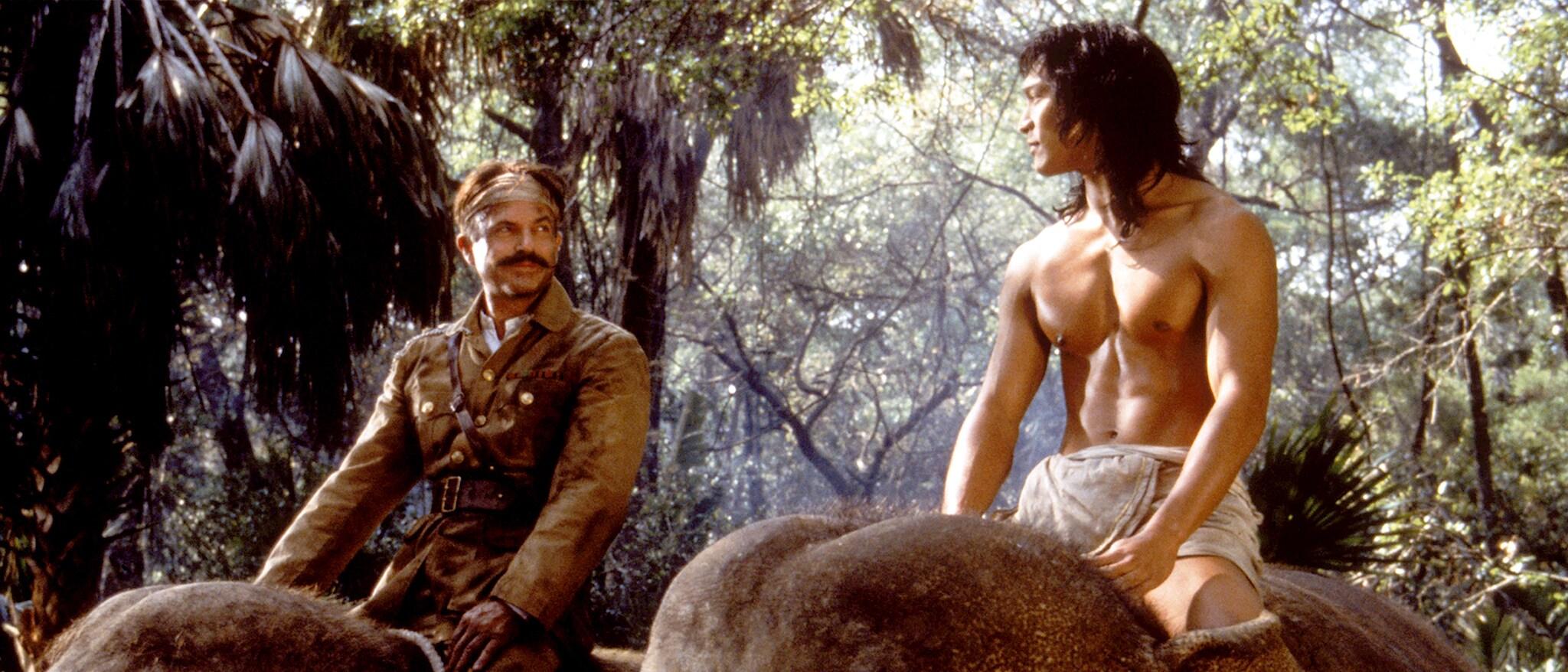 Rudyard Kipling's The Jungle Book Hero