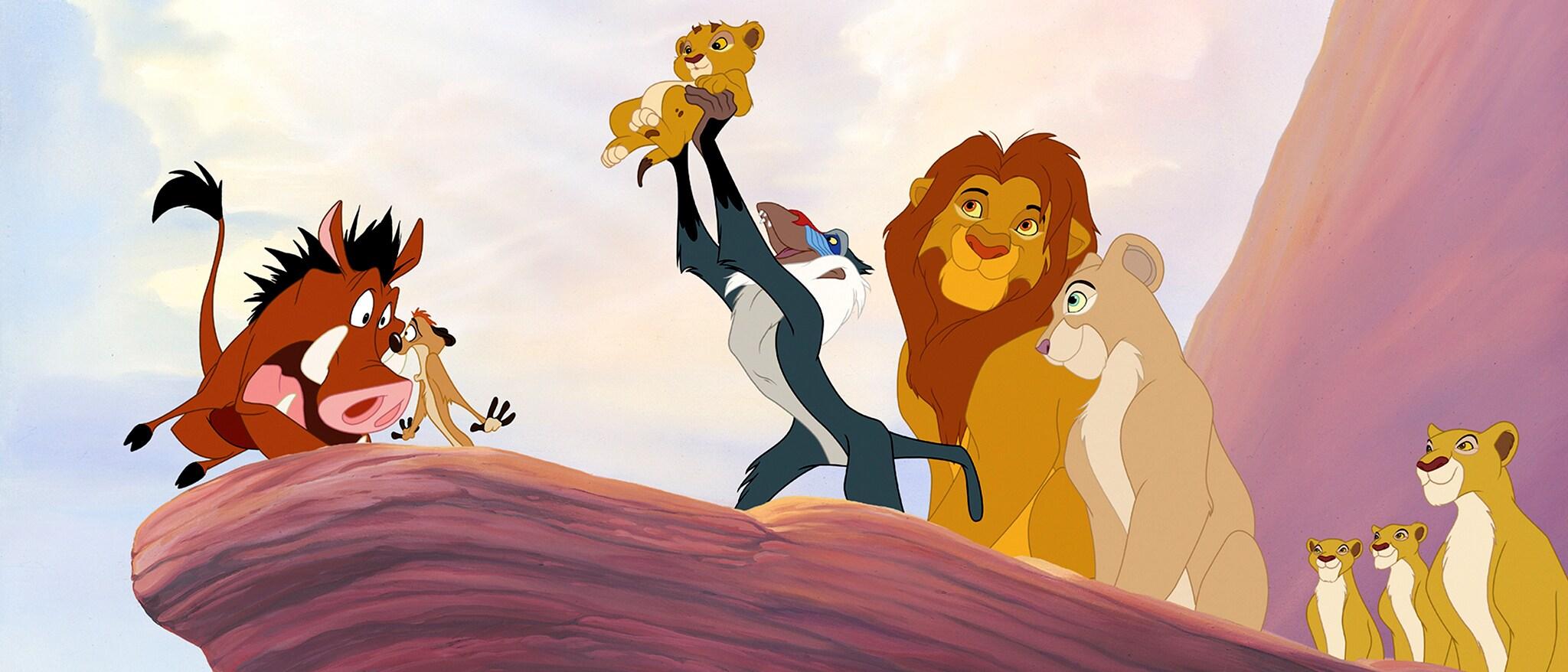 The Lion King II: Simba's Pride Hero