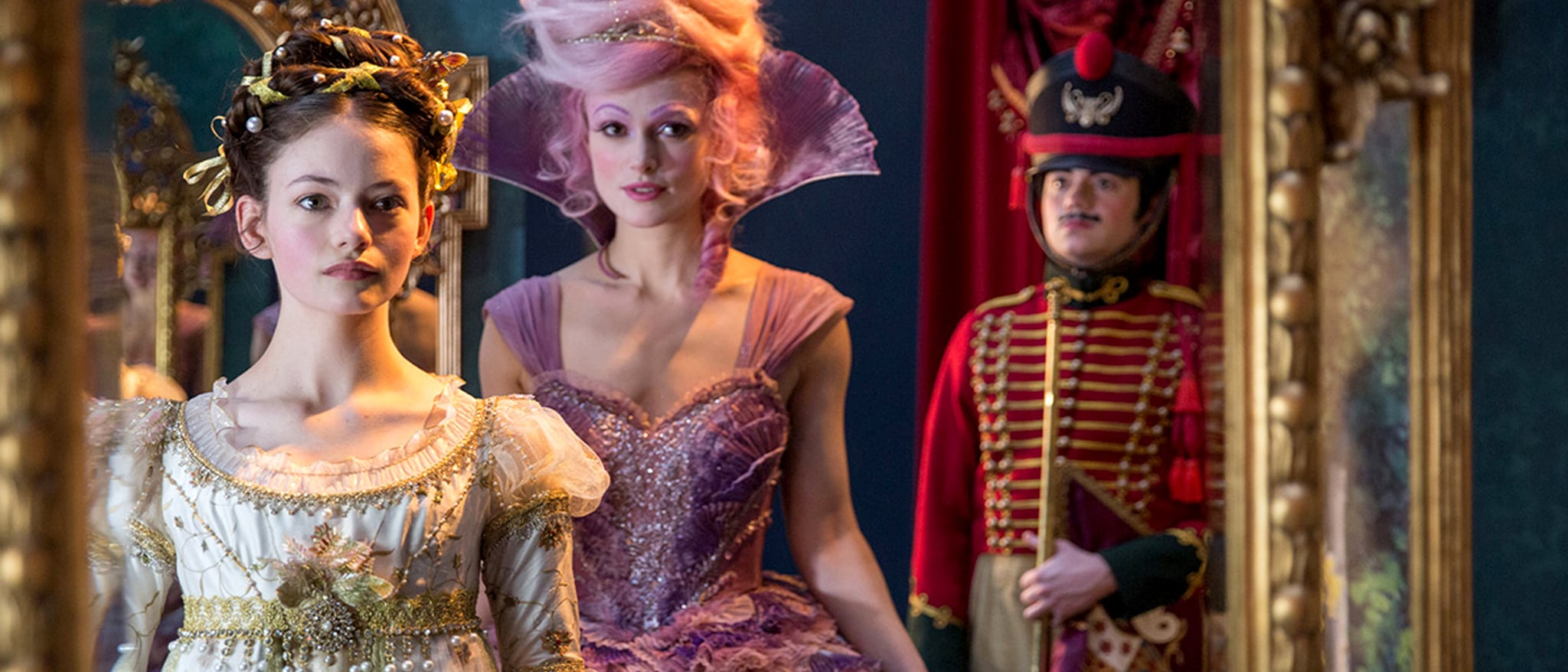 The Nutcracker and the Four Realms Hero