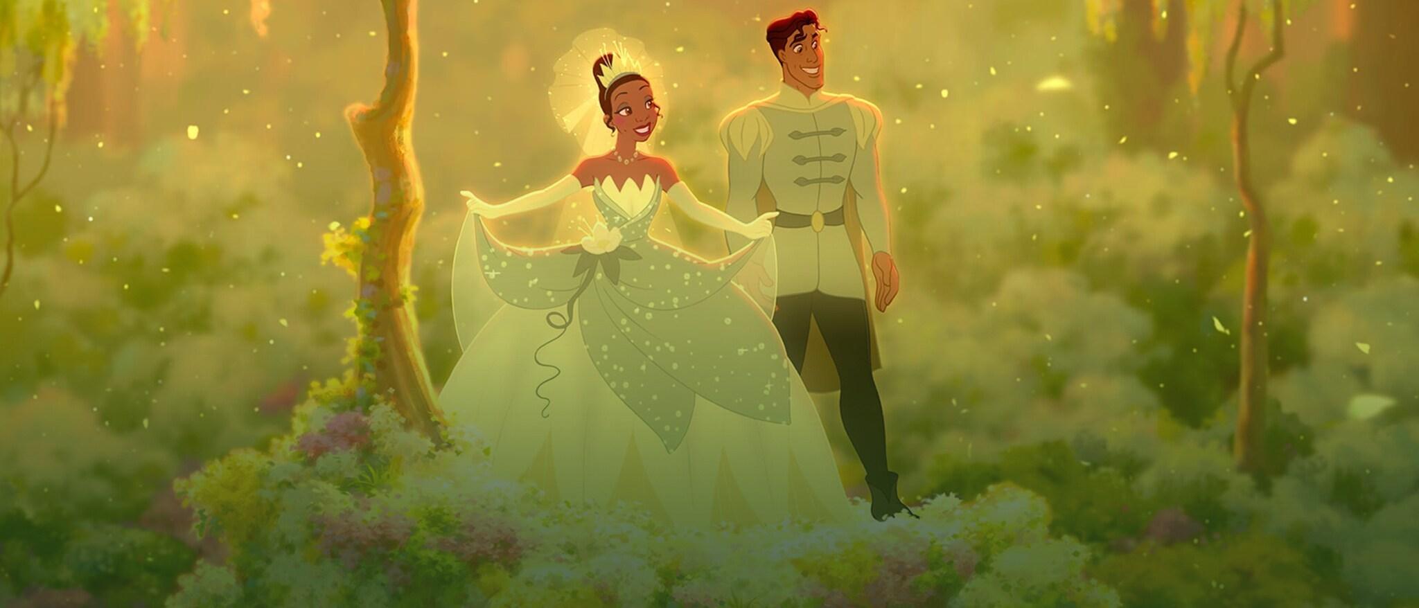 The Princess and the Frog Hero