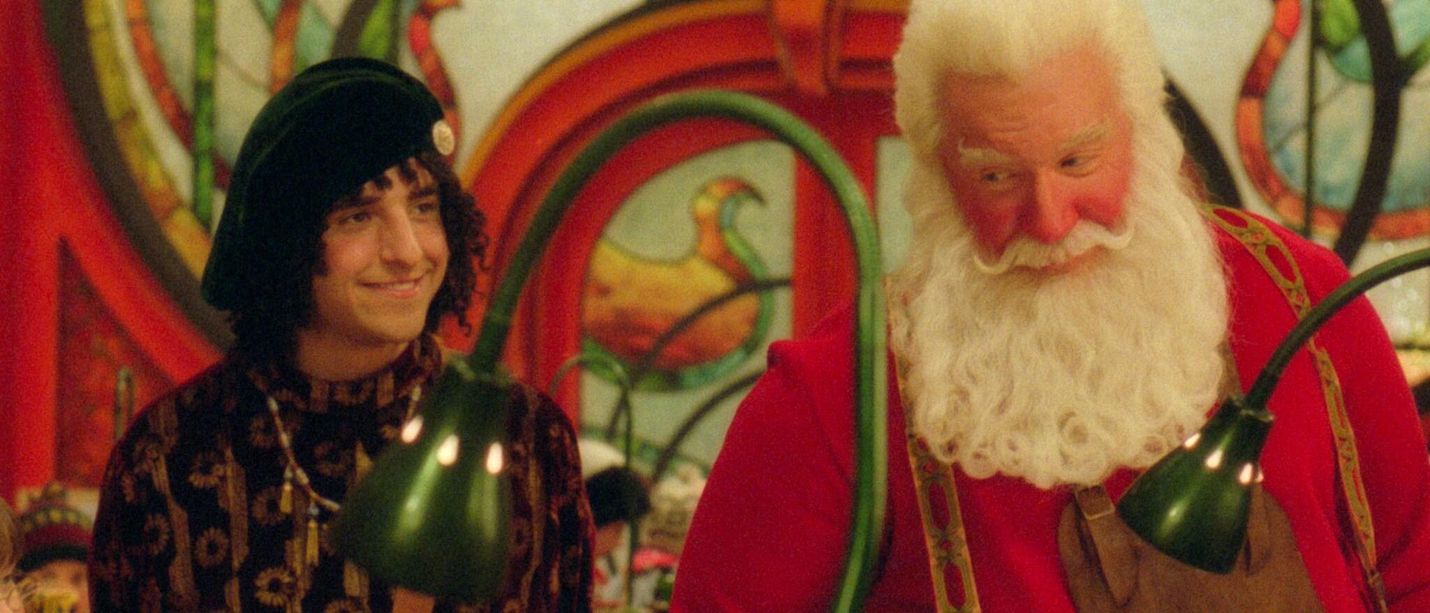 The Santa Clause 2 Hero