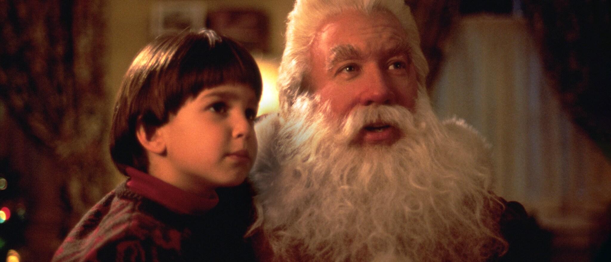 The Santa Clause Hero