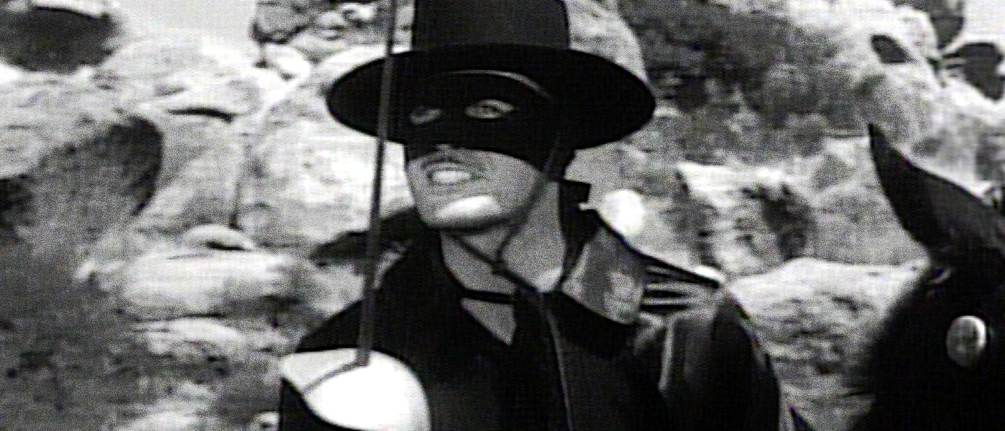 The Sign of Zorro Hero