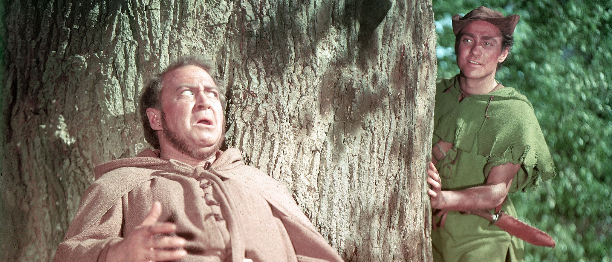 The Story of Robin Hood and His Merrie Men Hero