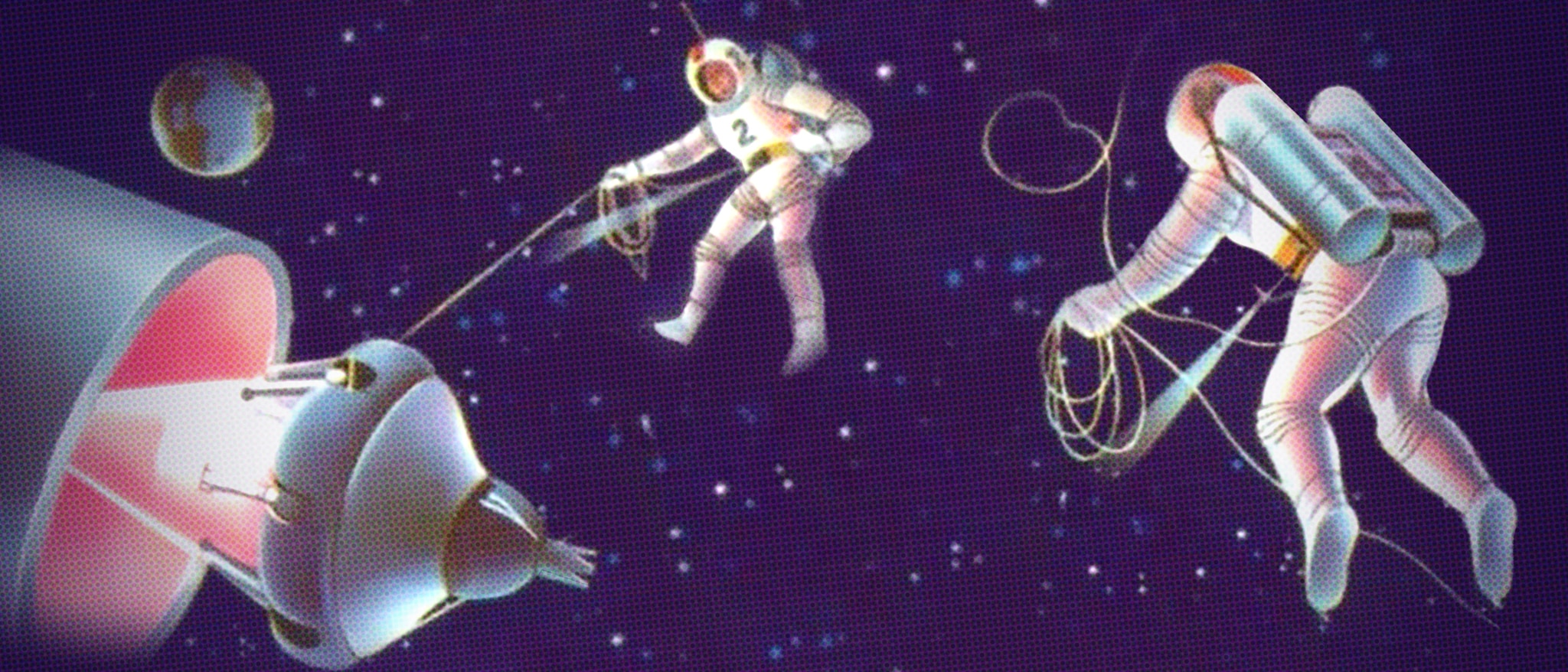 Tomorrow Land: Disney in Space and Beyond Hero