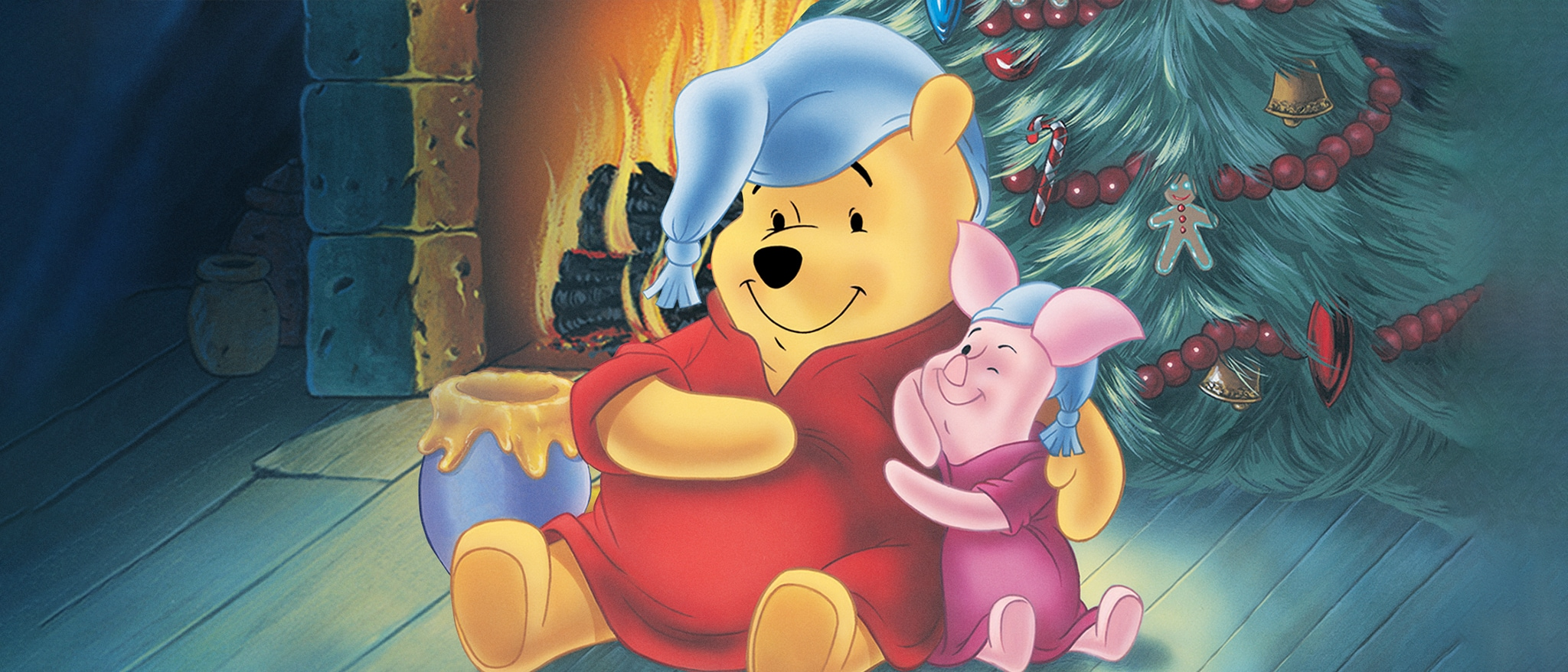 Winnie the Pooh: A Very Merry Pooh Year Hero
