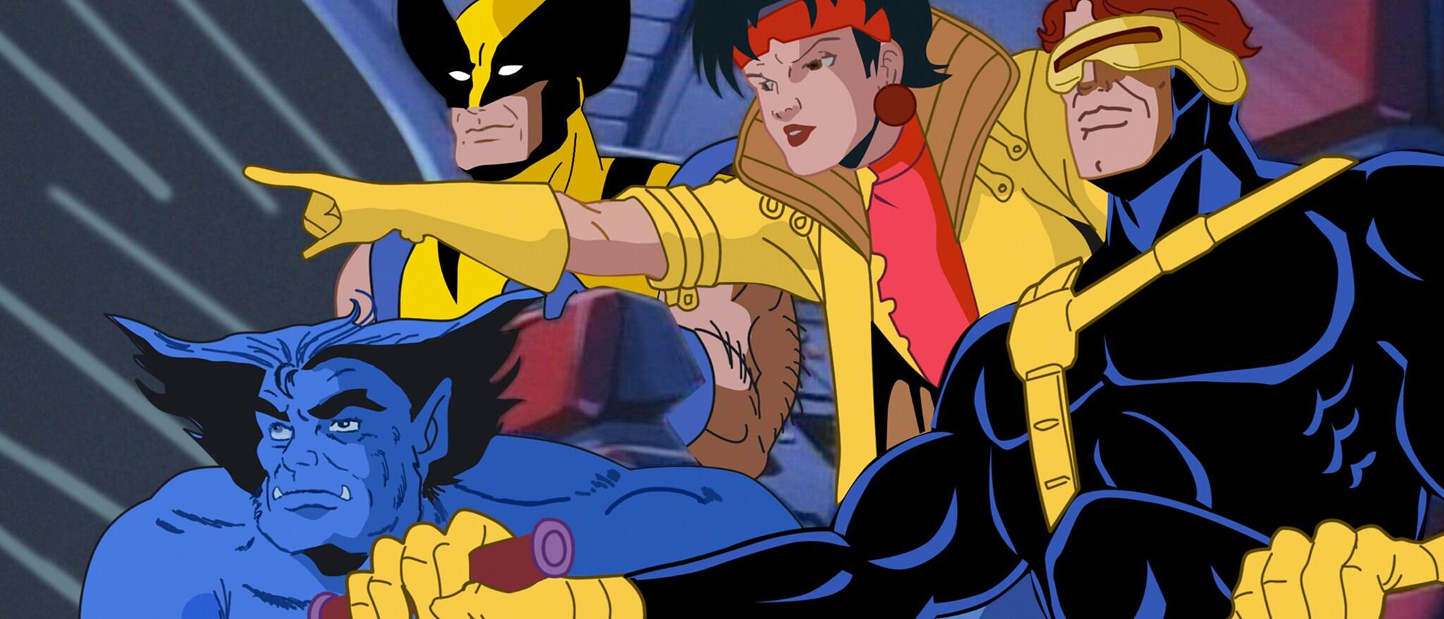 X-Men hero
