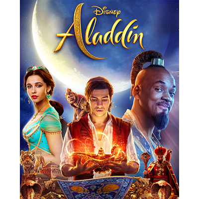 Aladdin 2019 | Disney Movies