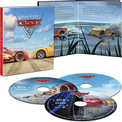 Cars 3 Disney Movies