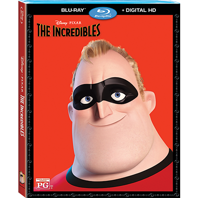 Products The Incredibles Disney Movies