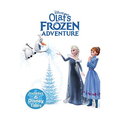 Olafs Frozen Adventure Plus 6 Classic Disney Shorts