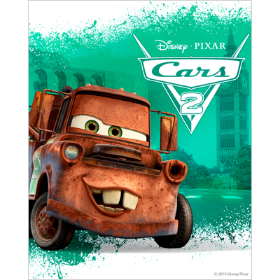 Cars 2 Disney Cars
