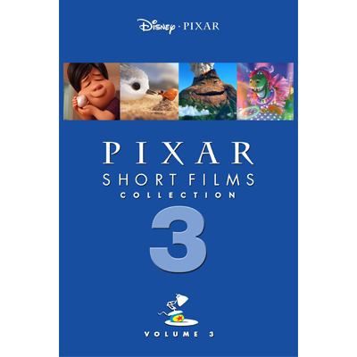 Pixar Short Films Collection, Vol. 3