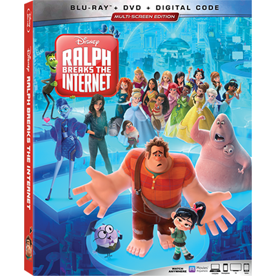 Ralph Breaks the Internet | Disney Movies