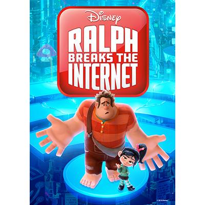 Ralph Breaks The Internet Disney Movies