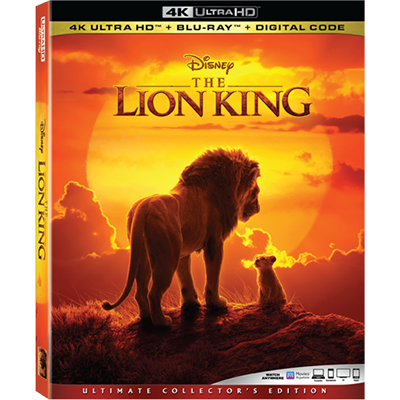 The Lion King 2019 Disney Movies