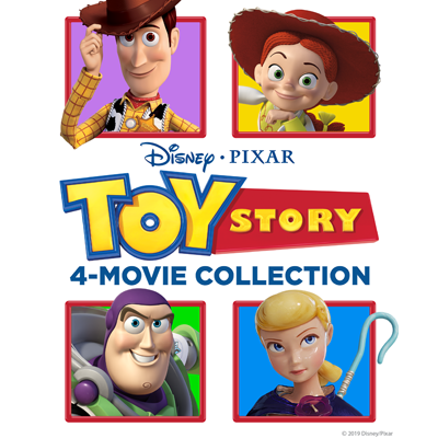 toy story 4 dvd 2020