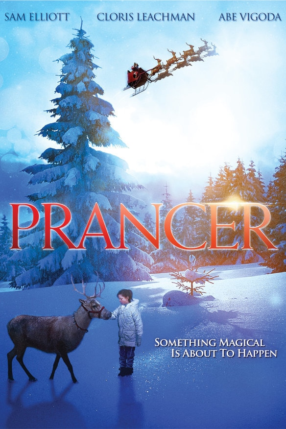 Prancer movie poster