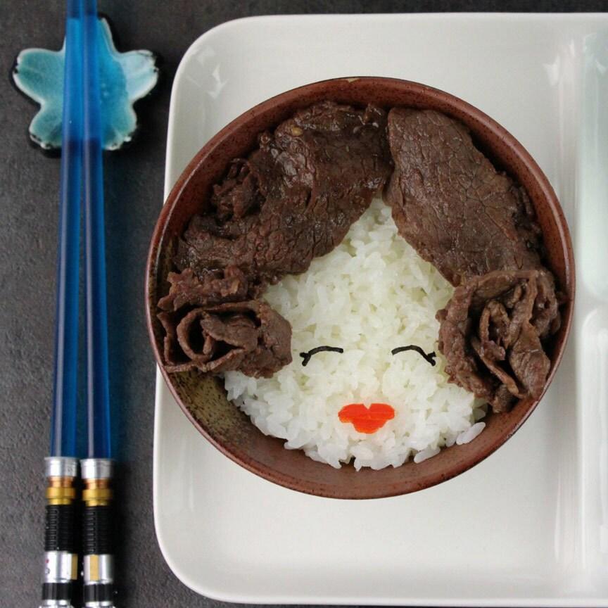Princess Leia Rice Bowl
