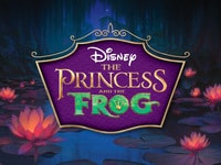 The Princess and the Frog collection