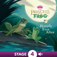 The Princess and the Frog: Hoppily Ever After