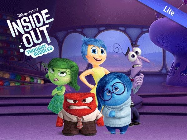 Inside Out: Thought Bubbles Lite