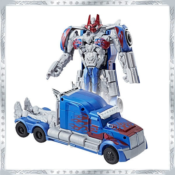Knight Armor Turbo Changer Optimus Prime