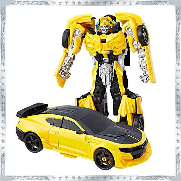 Knight Armour Turbo Changer Bumblebee
